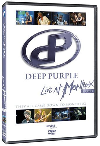 Deep Purple They All Came Down To Montreux Ntsc(1 4) 2 DVD