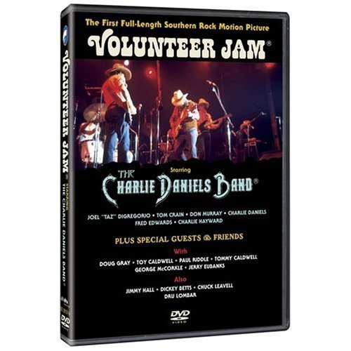 Charlie Daniels Band Volunteer Jam