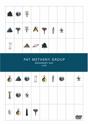 Pat Group Metheny Imaginary Day Live Ntsc(0)