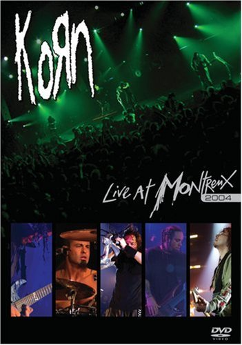 Korn Live At Montreux 2004 Explicit Version Ntsc(0) Amaray