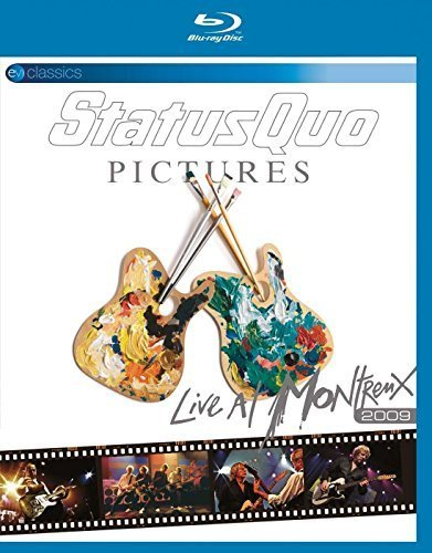 Status Quo Pictures Live At Montreux 2009