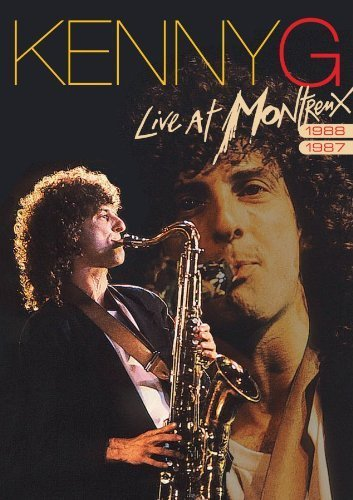 Kenny G Live At Montreux 1987 88 Ntsc(0)