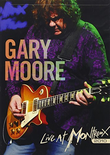 Gary Moore Gary Moore Live At Montreux 20