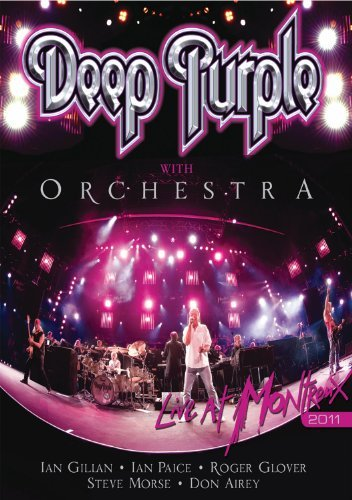 Deep Purple Live At Montreux 2011 Ws