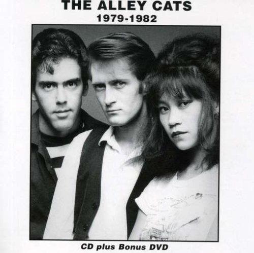 Alley Cats 1979 1982 Incl. DVD