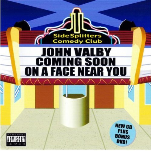 John Valby Coming Soon On A Face Near You Explicit Version Incl. DVD