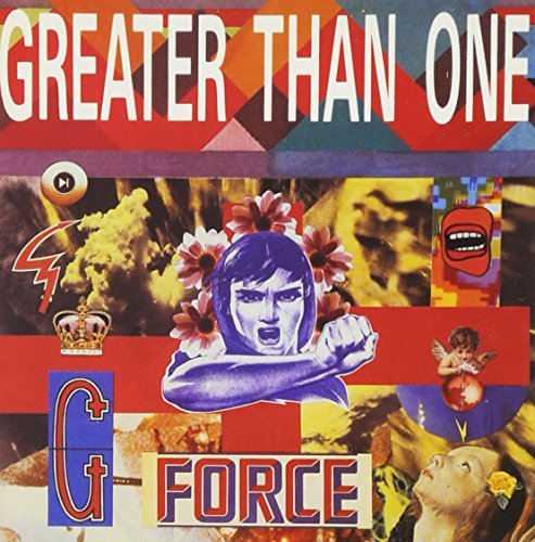 Greater Than One G Force 3 CD Set