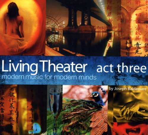 Living Theater Living Theater Act Three Import