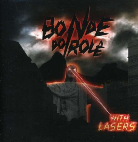 Bonde Do Role With Lasers