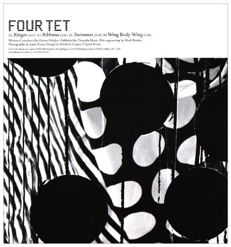 Four Tet Ringer 2 Lp Set