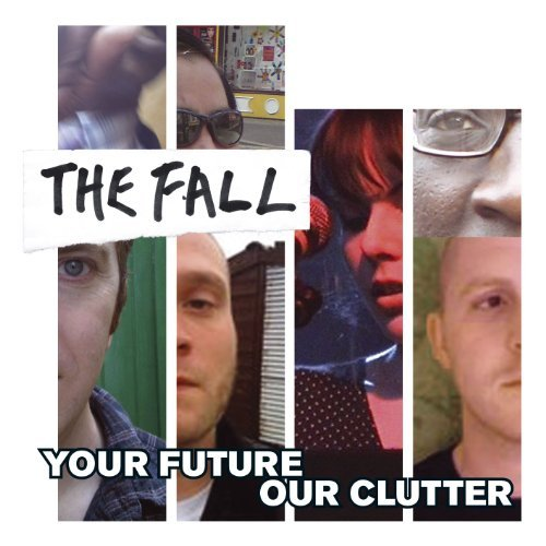 Fall Your Future Our Clutter 2 Lp Incl. Bonus Tracks