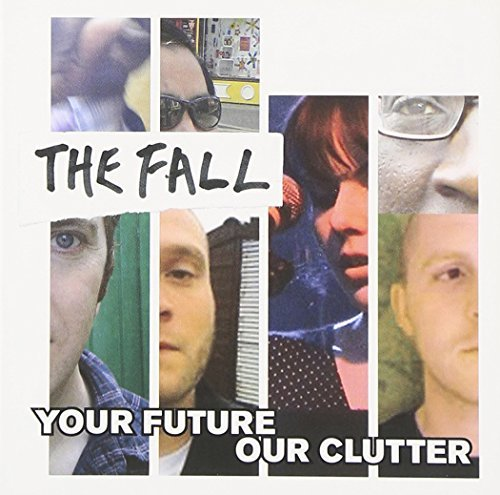 Fall Your Future Our Clutter