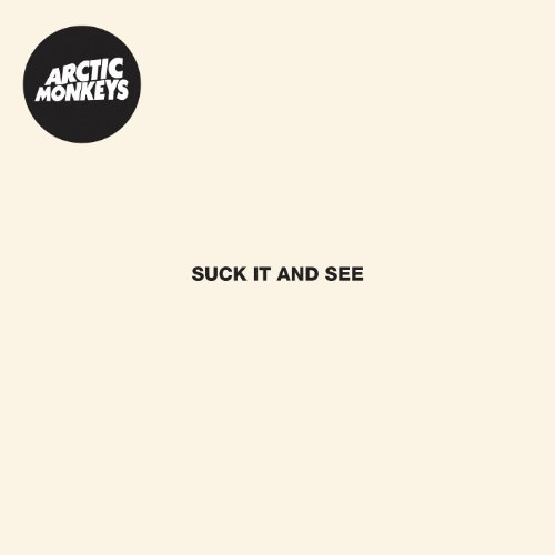 Arctic Monkeys Suck It & See