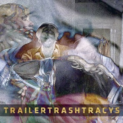 Trailer Trash Tracys Wish You Were Red 7 Inch Single