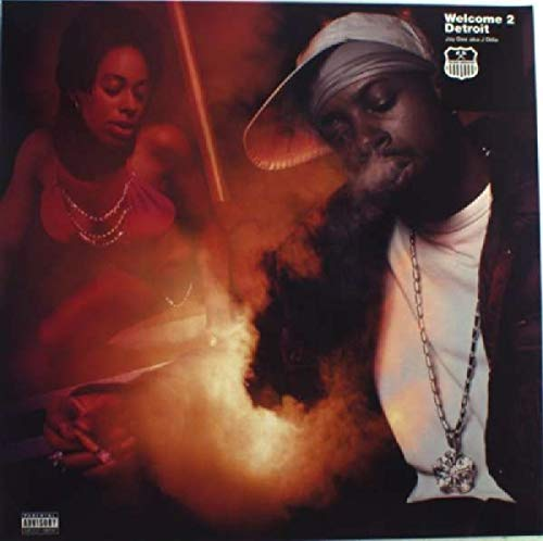 Jay Dee Welcome To Detroit 2 Lp
