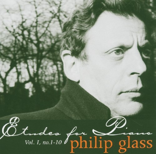 P. Glass Piano Etudes Vol.1 Glass*philip (pno)