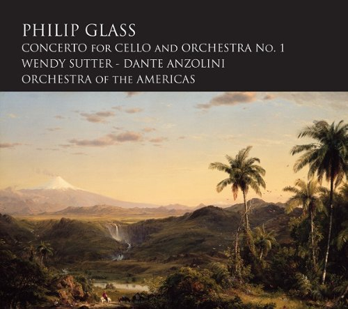 P. Glass Cello Concerto No.1 Sutter (cel) Anzolini Orchestra Of The Amer