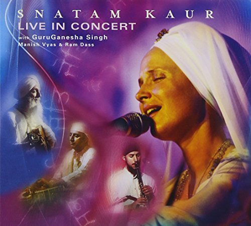 Snatam Kaur Live In Concert Incl. DVD