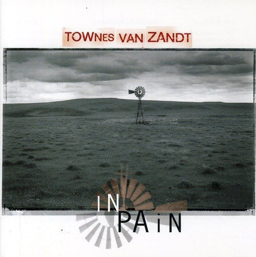 Townes Van Zandt In Pain