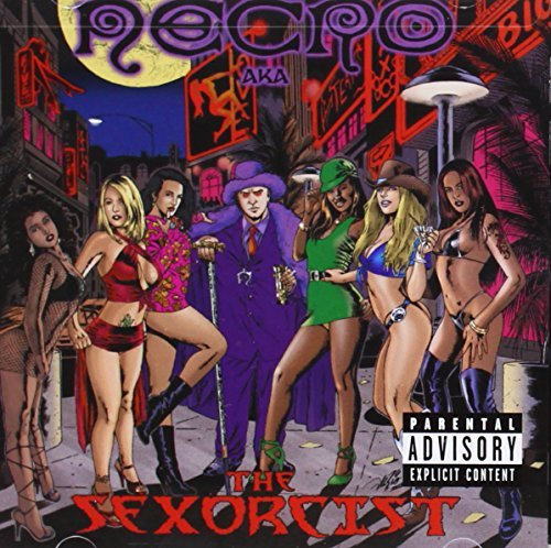 Necro Sexorcist Explicit Version