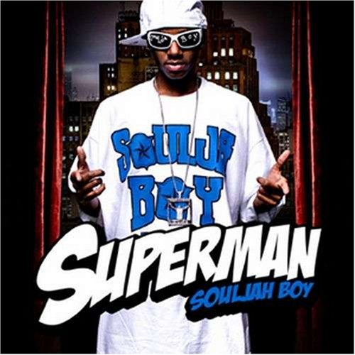 Soulja Boy Supaman Explicit Version