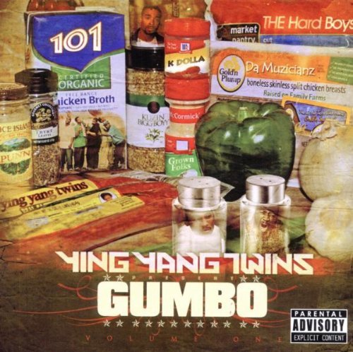 Ying Yang Twins Vol. 1 Gumbo Explicit Version