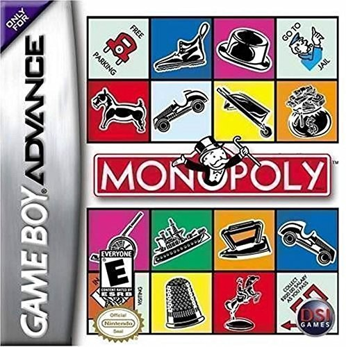 Gba Monopoly