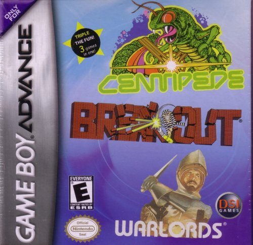 Gba Breakout Centipede Warlord