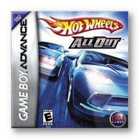 Game Boy Advance Hot Wheels All Out Jack Of All Games E