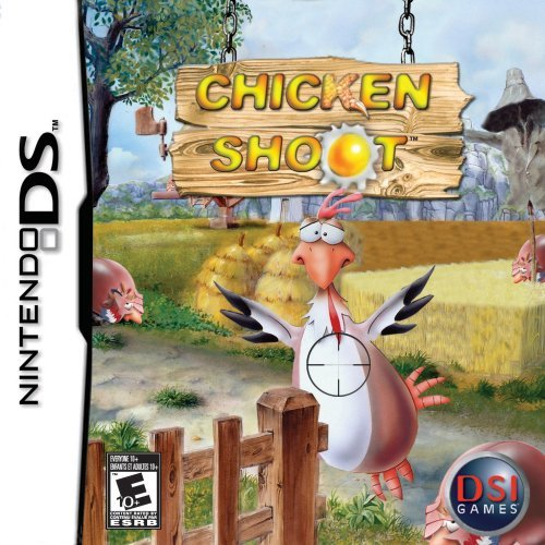Nintendo Ds Chicken Shoot