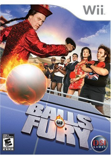 Wii Balls Of Fury