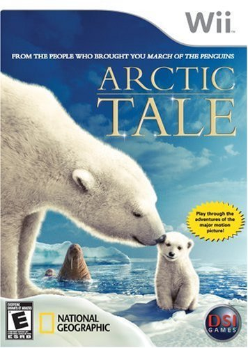 Wii Arctic Tale