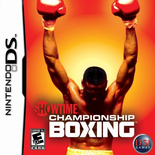 Nintendo Ds Showtime Championship Boxing