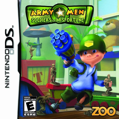 Nintendo Ds Army Men Soldiers Of Misfortu Destination