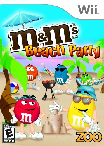 Wii M&ms Beach Party
