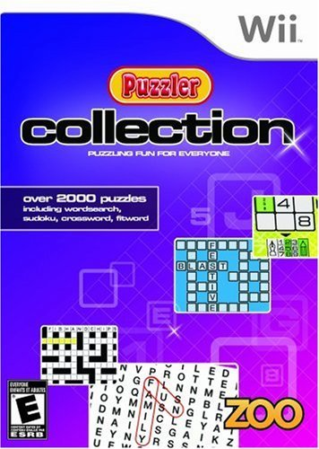 Wii Puzzler Collection