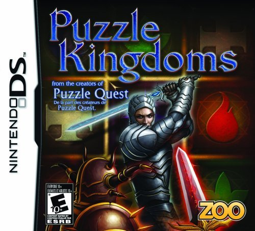 Nintendo Ds Puzzle Kingdom