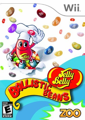 Wii Jelly Belly Ballistic Beans