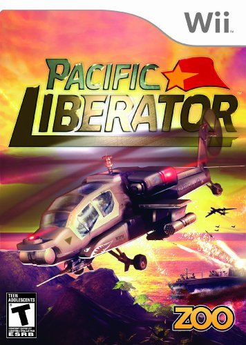 Wii Pacific Liberator Zoo Games Inc
