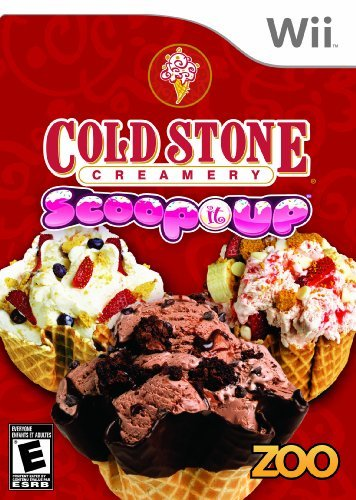 Wii Coldstone Scoop It Up