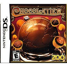 Nintendo Ds Chocolatier Zoo Games Inc E