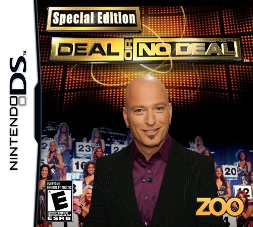 Nintendo Ds Deal Or No Deal Anniv. Ed. Zoo Games Inc