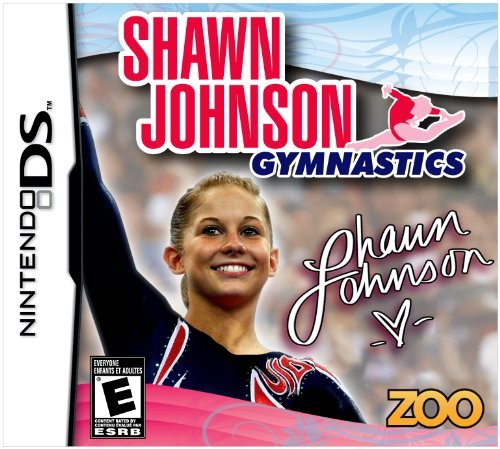 Ninds Shawn Johnson Gymnastics