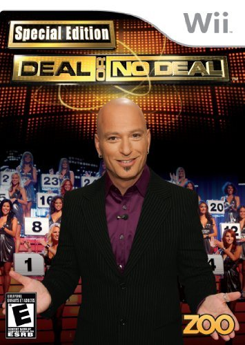 Wii Deal Or No Deal Anniv. Ed.