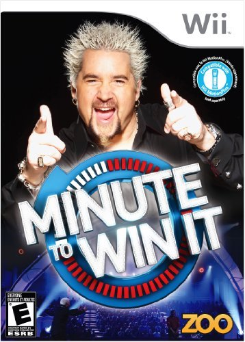 Wii Minute To Win It