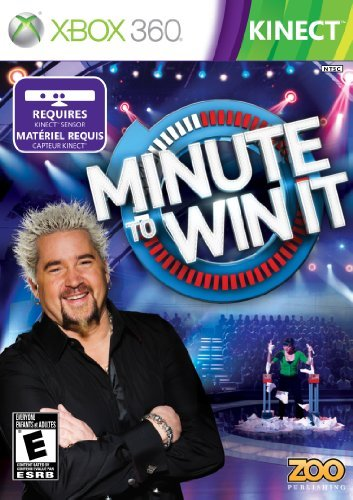 X360 Kinect Minute To Win It E
