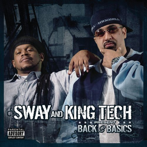 Sway & King Tech Back 2 Basics Explicit Version Incl. Bonus DVD