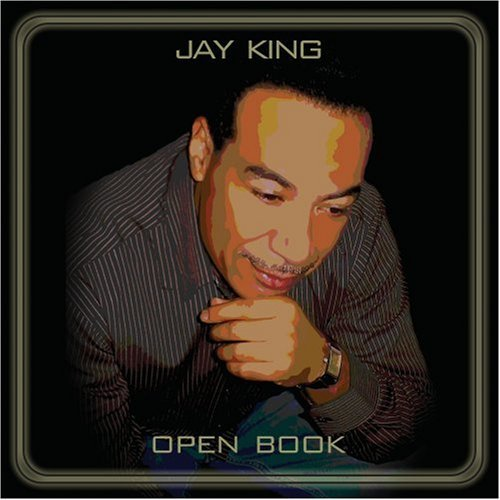 Jay King Open Book