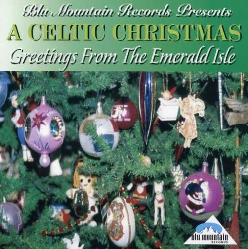 Celtic Christmas Greetings From Emerald Isle Celtic Christmas