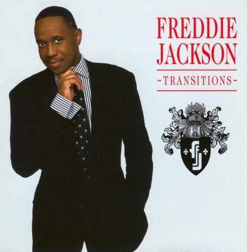 Freddie Jackson Transitions Incl. Bonus DVD